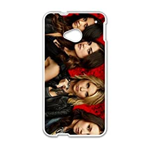 Happy Pretty Little Liars Cell Phone Case for HTC One M7