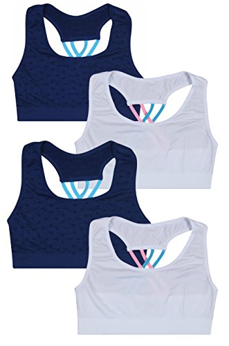 Youth Racerback Sports Bra - 2