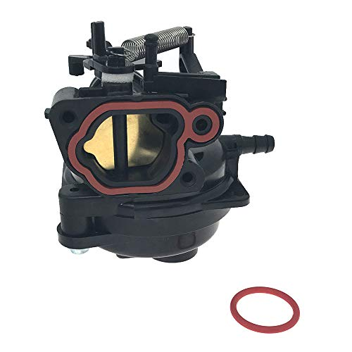 594057 Carburetor Replacement with Mounting Gasket Kit for Briggs & Stratton 594057 ()