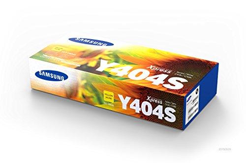 Samsung Electronics CLT-Y404S/XAA Toner, Yellow Photo #3
