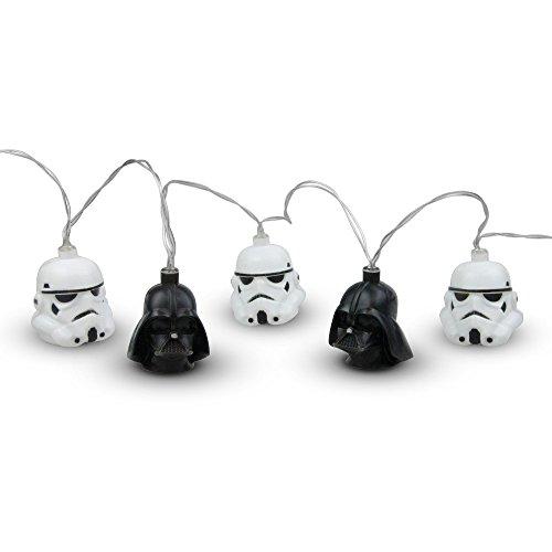 1a75cbf14750 Star Wars Darth Vader   Stormtrooper Mixed 3D String Lights. by groovy