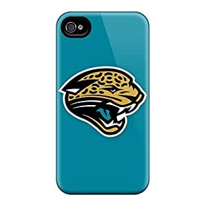 For Iphone 4/4s Protector Case Jacksonville Jaguars 1 Phone Cover