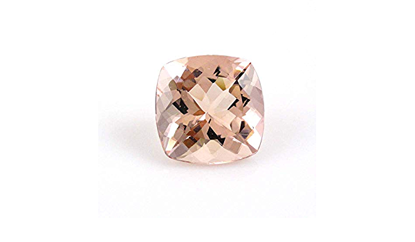 Natural Morganite Faceted Cut Oval Top Quality Peach Color Loose Gemstone 6x4 6x8 7x5 7x9 8x10 10x12