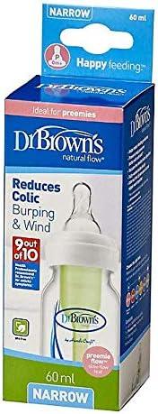 Dr Brown's Options 60ml Preemie Bottle