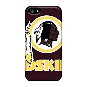 New Snap-on Frashop986 Skin Cases Covers Compatible With Iphone 5/5s- Washington Redskins