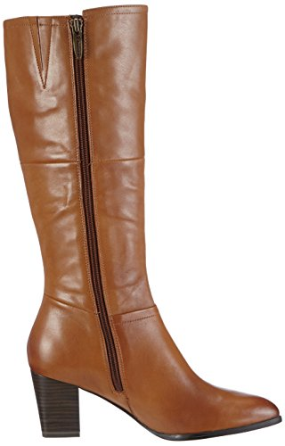 Tamaris 25554, Damen Langschaft Stiefel, Braun (Muscat 311), 35 EU (2.5  Damen UK): Amazon.de: Schuhe & Handtaschen