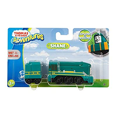 Fisher-Price Thomas & Friends Adventures, Shane: Toys & Games