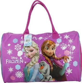Disney Frozen Large Duffle Bag