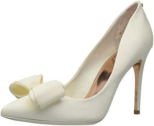 Ted Baker Women's Azeline Text AF Cream Pump