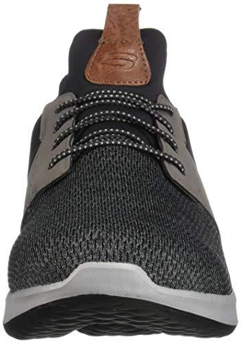 Nero Camben Skechers Uomo Delson Sneaker 8BxqIFqR