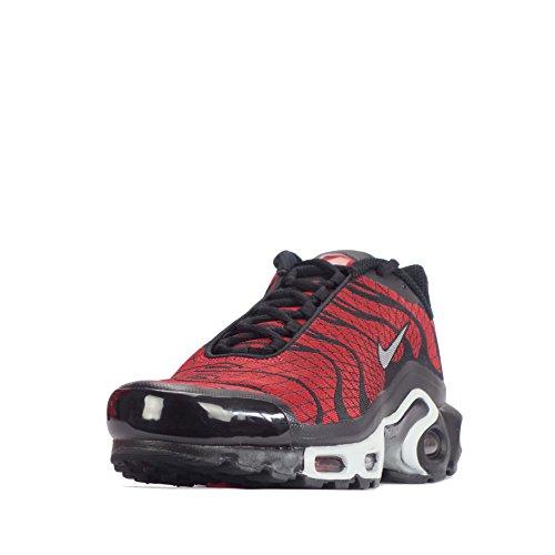 ginnastica Scarpe Red scarpe Grey Max da uomo da Scarpe 845006 Black Air University corsa Jacquard Wolf Plus Nike qPx7n16wpn