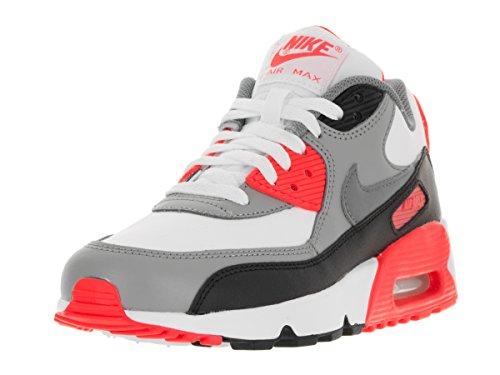 Nike AIR MAX 90 LTR (GS) boys running-shoes 833412