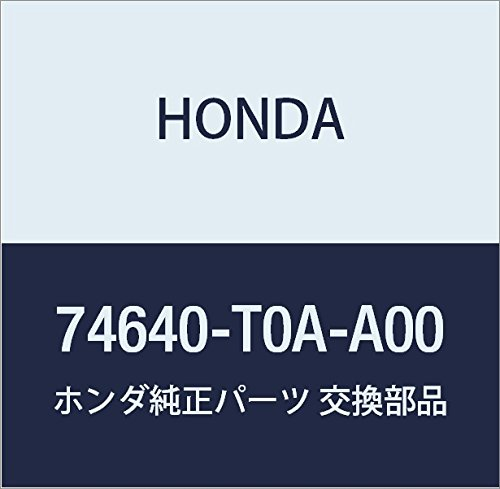 Cover Floor Pan (Genuine Honda 74640-T0A-A00 Floor Cover, Rear)