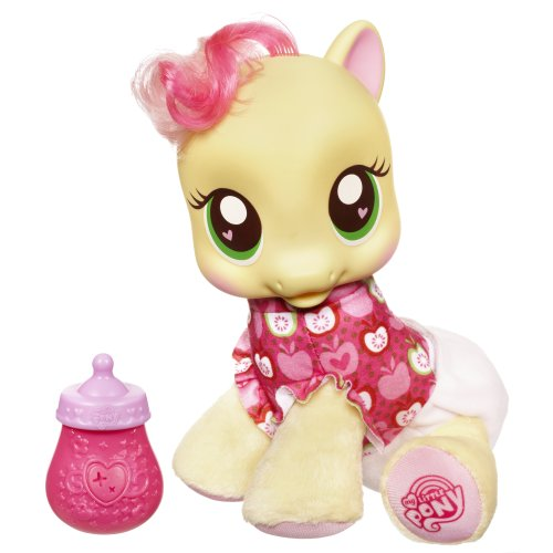 My Little Pony So Soft Newborn Apple Sprout Doll, Baby & Kids Zone