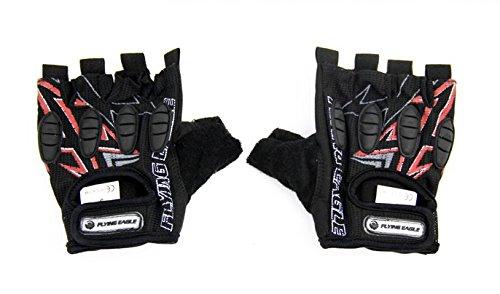 Flying Eagle Skate Gloves (Large) by Flying Eagle
