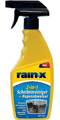 Rainx 26044 Glasreiniger Scheibenreiniger und Regenabweiser
