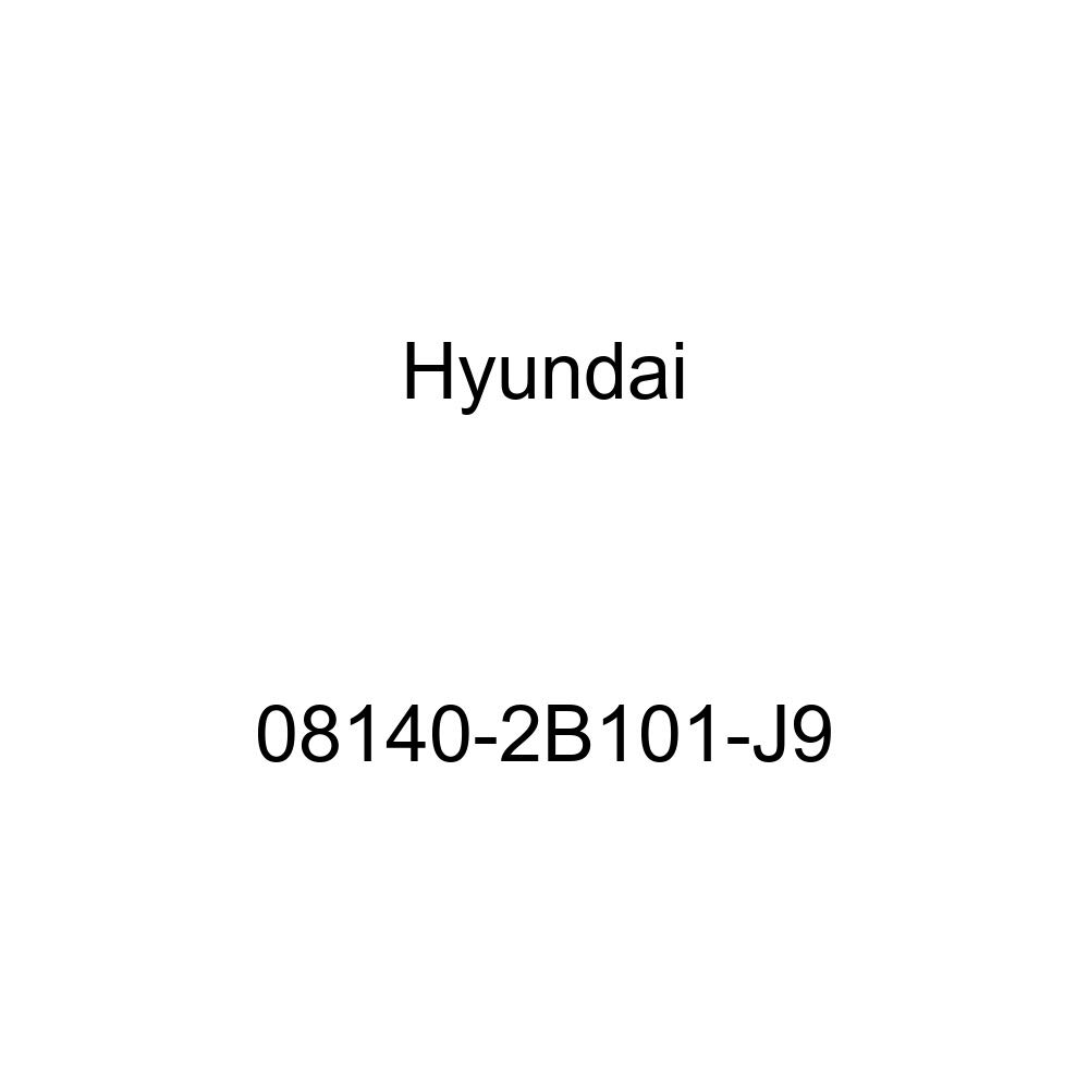 Genuine Hyundai 08140-2B101-J9 Carpet Floor Mat