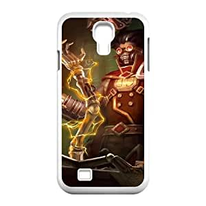 Samsung Galaxy S4 9500 Cell Phone Case White League of Legends Prototype Viktor SH3886794
