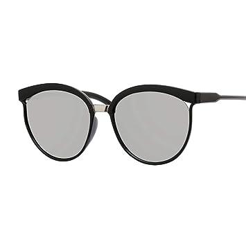 LAMAMAG Gafas de sol Black Cat Eye Sunglasses Mujeres ...