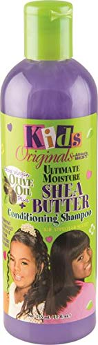 Africas Best Kids Orig Shampoo Shea Butter 12 Ounce (354ml)