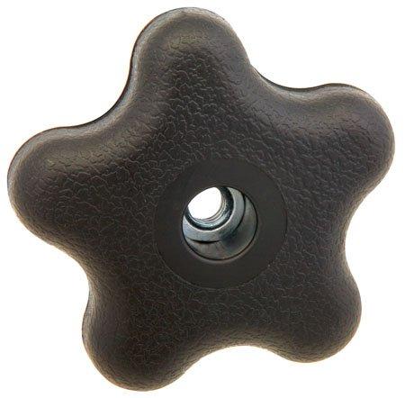 5 16 plastic knob - 7