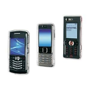 Vivanco CRYSTALCASEV9 - mobile phone cases Transparente