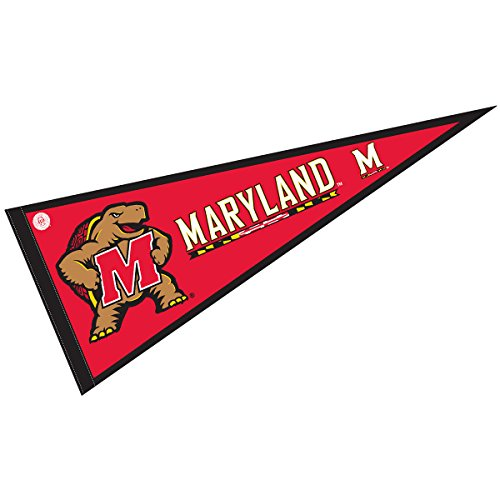 University of Maryland Pennant Full Size Felt