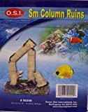 OSI Marine Lab Column Ruins Small Aquarium Ornament