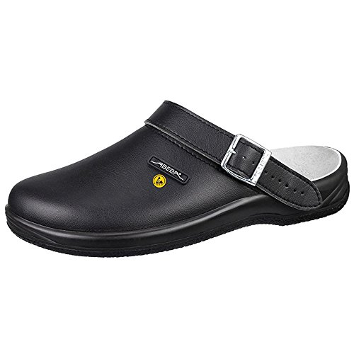 Abeba 38312-51 Arrow Chaussures sabot ESD Taille 51 Noir
