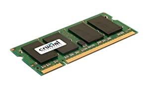 Crucial 4GB DDR2 PC2-5300 SC Module, CT51264AC667