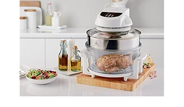 Luxus Design - Horno halógeno Crof Ton Professional: Amazon.es ...