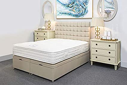 Remarkable Future Living Furniture Ltd Upholstered End Lift Divan Gmtry Best Dining Table And Chair Ideas Images Gmtryco