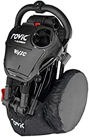 ClicGear 2018 Rovic RV1C Golf Trolley Waterproof Wheel Cover