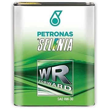 Petronas Selenia WR Forward - Aceite motor SAE 0W30, 2 l ...