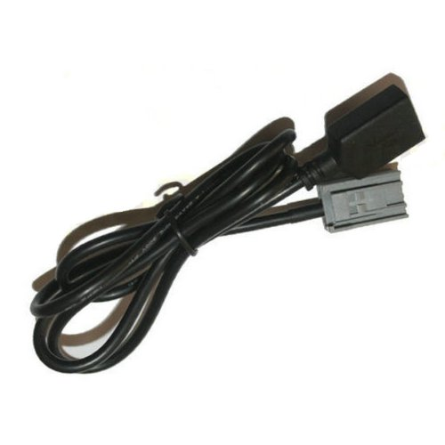 usb female cable adapter for honda civic jazz fit crv crz. Black Bedroom Furniture Sets. Home Design Ideas