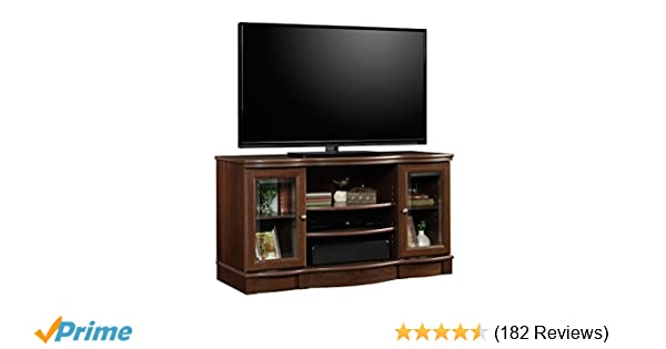 Sauder Regent Place Tv Stand For Tv S Up To 50 Euro Oak Finish