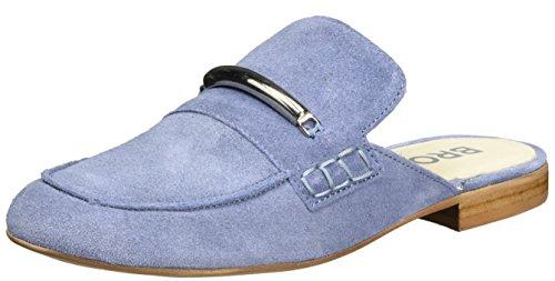 Bronx Damen Bx 1249 Bspeziax Pantofola Blau (blu Jeans)