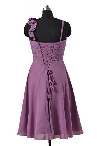 Daisyformals Plage Robe De Demoiselle D'honneur En Mousseline De Soie Robe De Soirée De Mariage W / Sangle (bm2454s) # 14 Lumière Corail