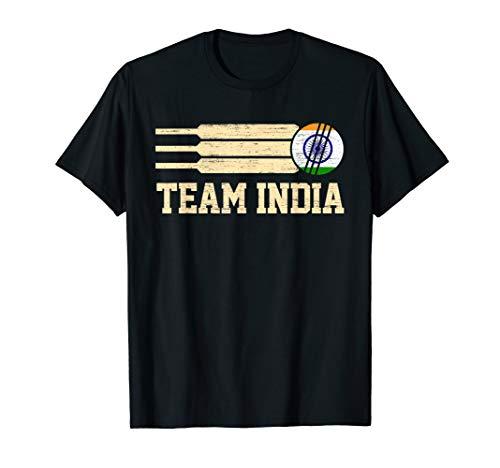- Team India World Cricket Cup Fan Shirt Jersey T-Shirt