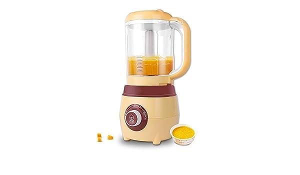 El beb¨¦ del suplemento de la comida multifuncional que cocina y que mezcla una m¨¢quina de cocina que calienta el pur¨¦ autom¨¢tico de la fruta de la amoladora de beb¨¦, caf¨¦: Amazon.es: