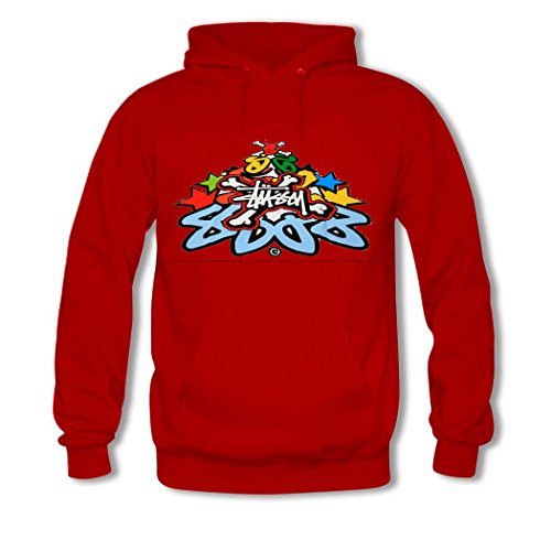 Stussy Customized Classic Cotton For boys/girls Printed Sweatshirt Pullover Hoody
