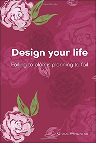 Design Your Life Journal Notebook With Inspirational Quotes