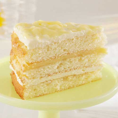 Sweet Street Lemonade Cake with Meyer Lemon, 4.06 Pound -- 2 per (Meyer Lemon Cake)