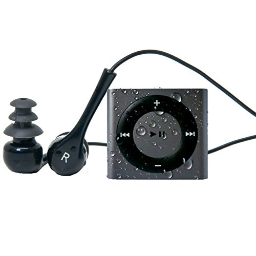 Space Gray Underwater Audio Waterproof iPod Shuffle