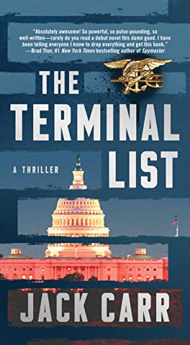 The Terminal List: A Thriller (List Of Books Ordered)