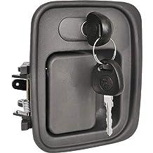 Maçaneta Externa Porta Dianteira- Universal Lado Direito C/Chave - Mercedes-Benz Atron -ref:50280