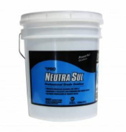 Pro Products HP05N Neutra Sul Professional Grade Oxidizer (5 Gallon) by Pro Products