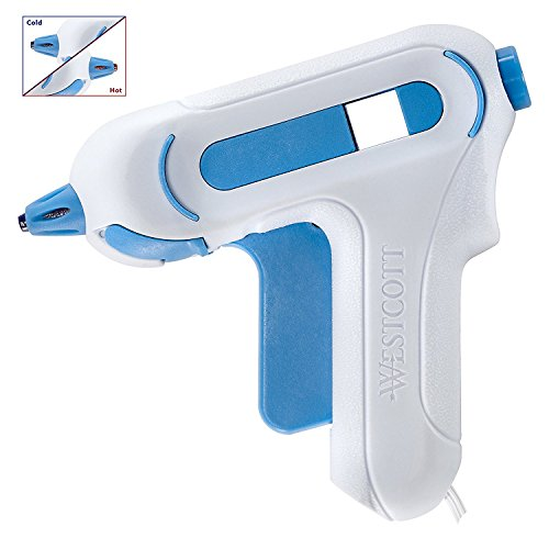 Westcott Premium Safety Mini Hot Glue Gun, Low Temp (16757)
