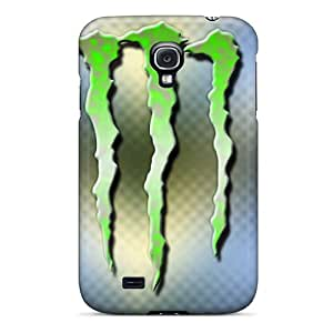 Galaxy S4 Cover Case - Eco-friendly Packaging(monster)