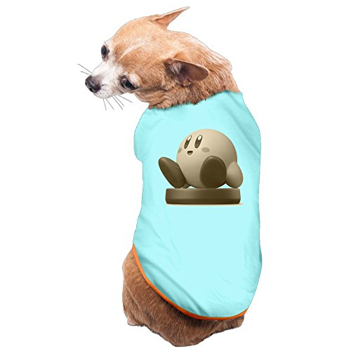 [LFISH3 Fictional Character Personality Pet Shirt Dog Cat Costume] (King Dedede Costume)